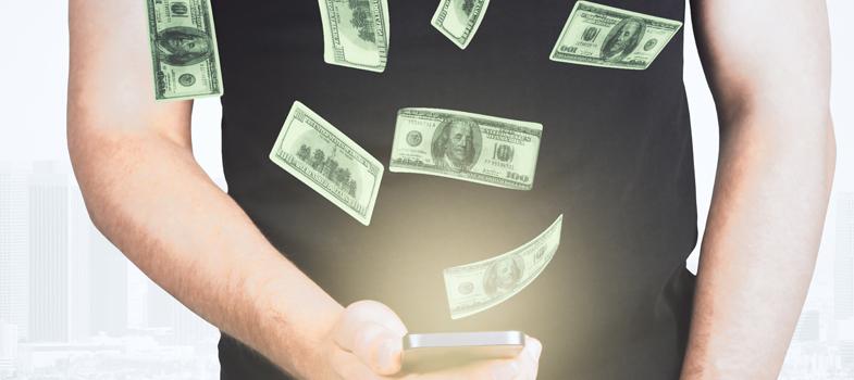 ganhar dinheiro extra na internet